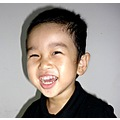 (My youngest nephew)