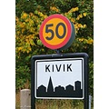 Kivik 50 sign september 2009 sweden