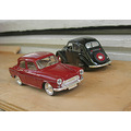 diecast simca P60 solido 143scale modelcar toy