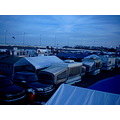 more tent city daytona 500 2008 orange lot infield