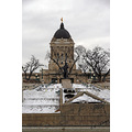 winnipeg canada manitoba legislature winter