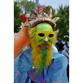 mermaid parade coneyisland brooklyn newyork portrait