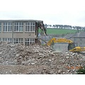 langlands school forfar angus scotland scottish demolished