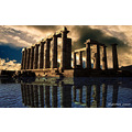 greece sounio poseidontemple globalwarming
