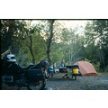 motorcycle touring camping