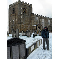Searching for Draculas Grave Whitby