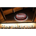 Marina Brewers Fayre Hinckley Leicestershire Ashby Canal Night