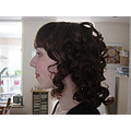 Me from the side with my curlies ^-^