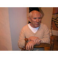 Pablo Picasso by Madame Tussauds