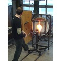 At 4:50pm-On Lakeshore Blvd.,Harbourfront-Glass Maker-Toronto,Ont.,On Saturday,Mar.2,2013-He was ...
