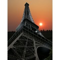 eiffel tower architecture sunset paris holland zaanse polder