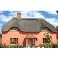 Thatched Cottage Traditional Ireland Thatch