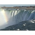 Taken at 6:00pm-Horseshoe Falls-Niagara Falls,Ontario-On Friday,March 29,2013-Taken with LG Cell ...