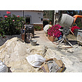home garden Building_work roof tiles Alora Andalucia Spain Canon SX10IS