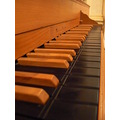 Keyboard of harpsichordc violoncellistadelblu