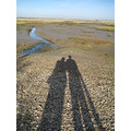 Half term holiday - a few days' break... Tuesday afternoon - walk along the beach at Selsey  23...