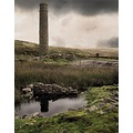 lead mine mood dark sinister dour atmosphere dead creepy moor landscape