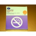 nicotine smoking cigarettes fags patches quitting