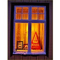 Monark Kvidinge Window nostalgic Winter 2014 Januari Skane Sweden