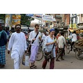 zespook Lucknow India tourists Varanasi bananas