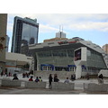 At 4:26pm.Ripley's Aquarium of Canada-First opened on Wednesday,Oct.16,2013-This was taken on Fri...