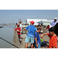 fishing Richmond BC Canada Steveston FFTF youth