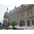 Haydarpasa station train Istanbul Turkey
