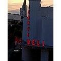 this is a photo of the famous Jerry's Deli in South Beach Miami. I took this photo from the balco...