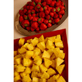 fruitfriday strawberry pineapple funfriday jeever jolie