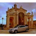 Opel Astra twin top Chapel church