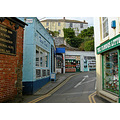 Cornwall Mevagissey Road Street UK