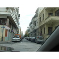 volos thessaly greece pelion magnesia pagasitic gulf aegean sea mountains street