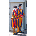 stripesfriday swiss guards rome