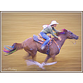 motion race rodeo Mesquite pankey wildspirit barrel racing action