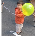 child boy balloon carnival children kids surprise birthday