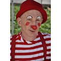 richmondcounty fair statenisland nyc portrait clown