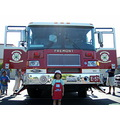 Fire Truck and me!