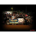 Dirt track Car 06 Mike Measamer owner driver