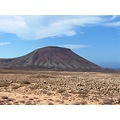 fuerteventura canary islands landscape nature sea atlantic ocean trip
