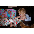 granddaughter child kid friend family xmas christmas presents