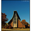 stlouis missouri us usa architecture church Alton sky blue BH 2007