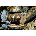 bike cycle bicycle old parts rust rusty