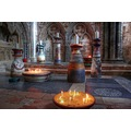 Lincoln cathedral candles memories