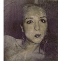 artistic portrait beware of happy freaks people woman face eyesfriday keitology