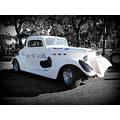 Bild Mor Hot Rods ChickfilA Car 1934 Ford V8 Hot Rod