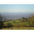 worcestershire malvern hills mist winter