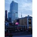 At 4:48pm.We were at Jack Astor's Bar & Grill-at Yonge & Dundas St.,across,next to Dundas Square-...