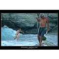 mourtias pelion greece vasilis sea pavlos wave people seascape