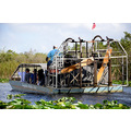 everglades ftlauderdale florida airboat people