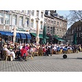 ....YAY...a beautiful day in Maastricht......